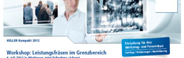 Workshop Heller in Nürtingen