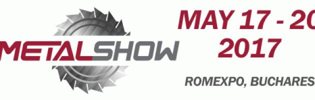 Logo Metal Show 2017
