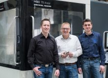 Matthias Mause, Martin Mittelberg and Markus Reuter