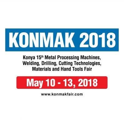 Messelogo Konmak 2018